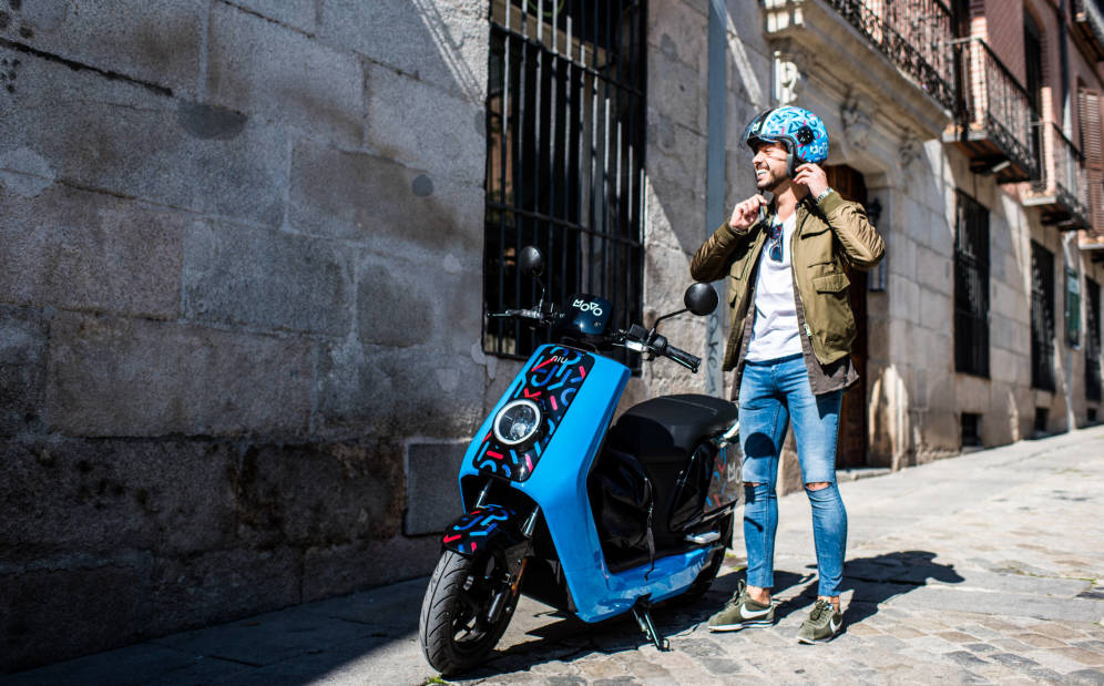 Movo raises US$22 million to bring more scooters to Latam