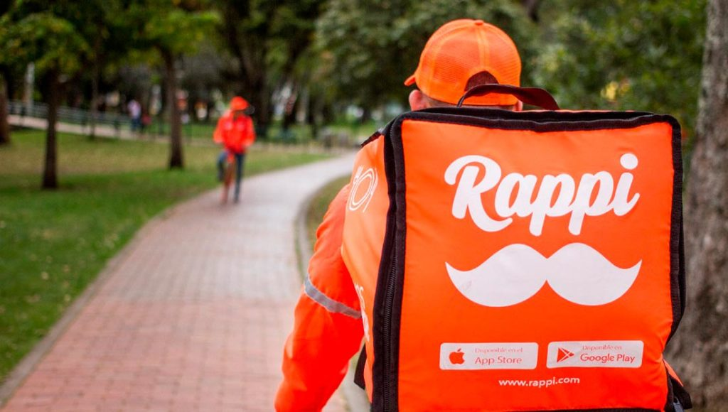 Delivery drivers face off Rappi and Glovo