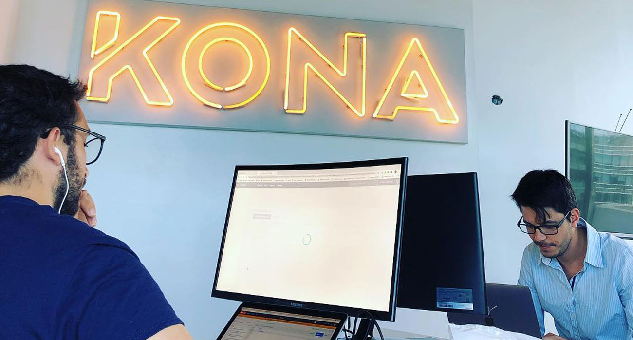 Uruguay's Kona expands to Toronto after closing major banking client