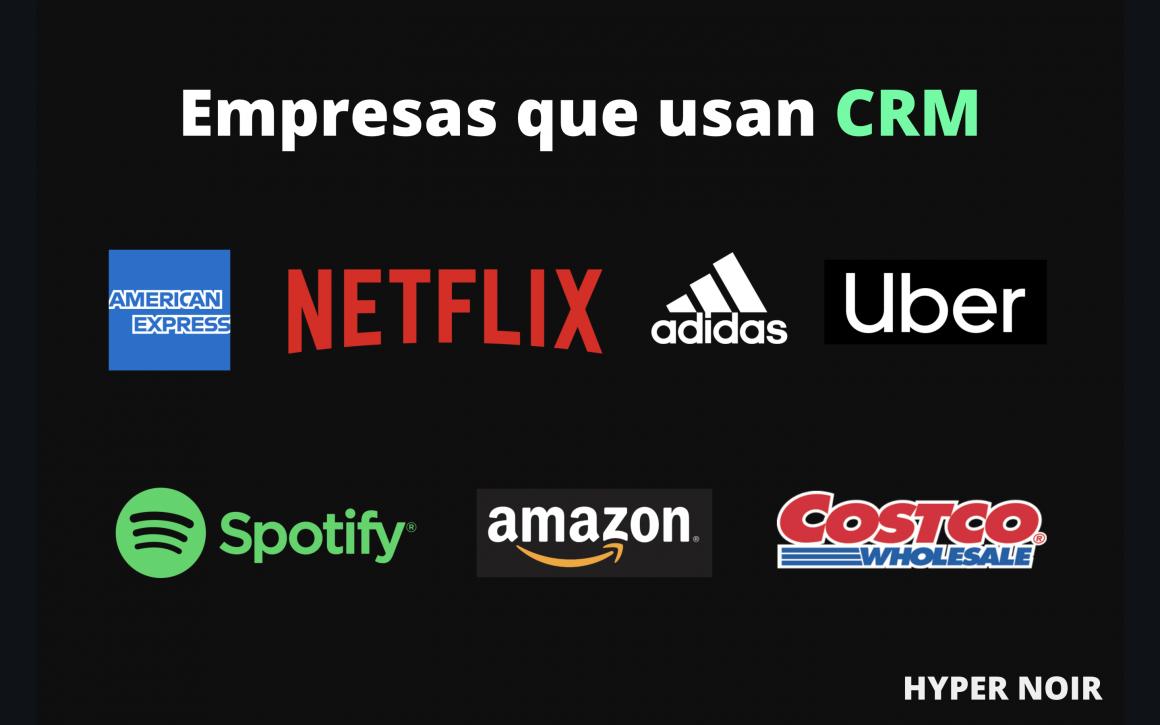 Imagenes de empresas que usan CRM