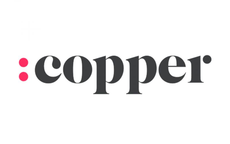 Logo de Copper CRM