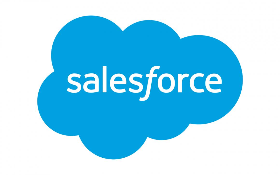 Logo de Salesforce CRM