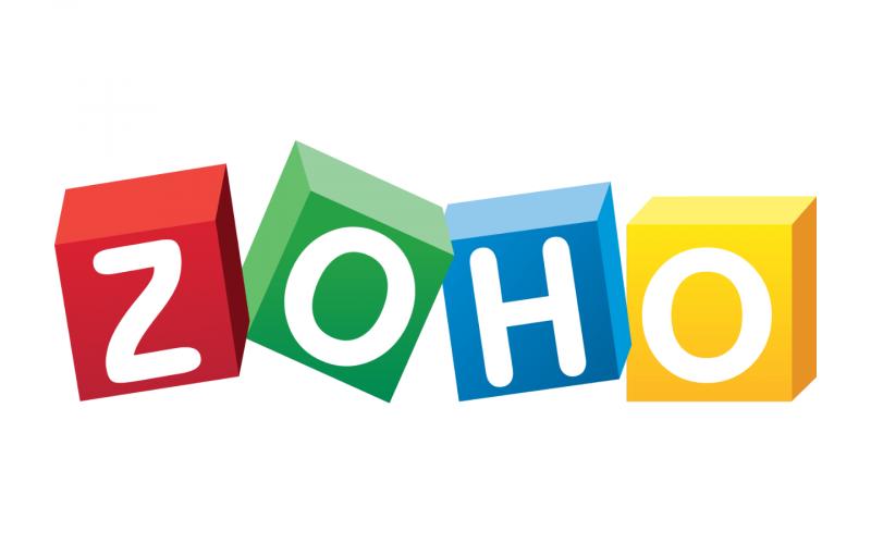 Logo de Zoho CRM