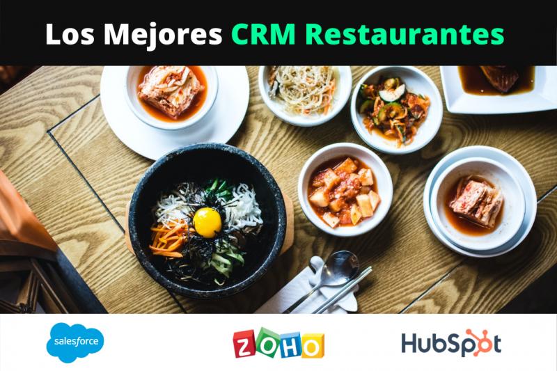 Los mejores CRM para restaurantes imagen decorativa