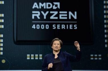 Presentación de AMD RYZEN