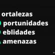 Imagen de las siglas de FODA